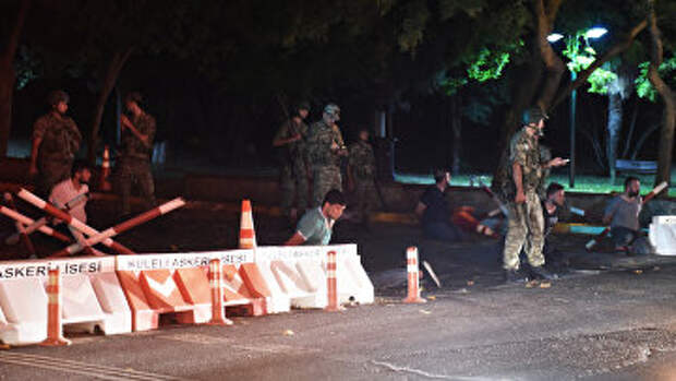 Путч в Турции — «плохие новости» в борьбе с ИГ