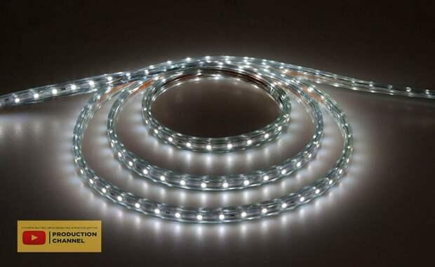 Выбираем светодиодную ленту для подсветки или освещения дома