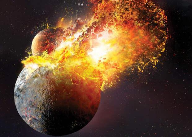 Теорию происхождения Луны проверили ядерным взрывом