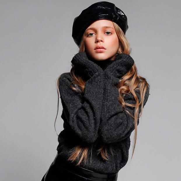 Как девочка-модель из Сибири покорила европейские подиумы