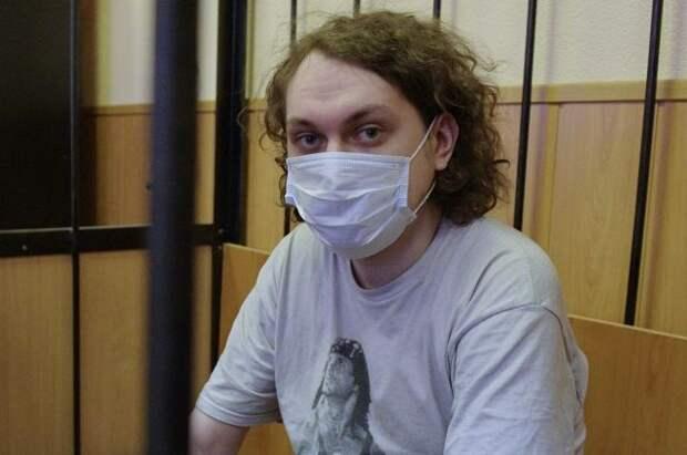 В Петербурге суд арестовал блогера Хованского до 8 августа