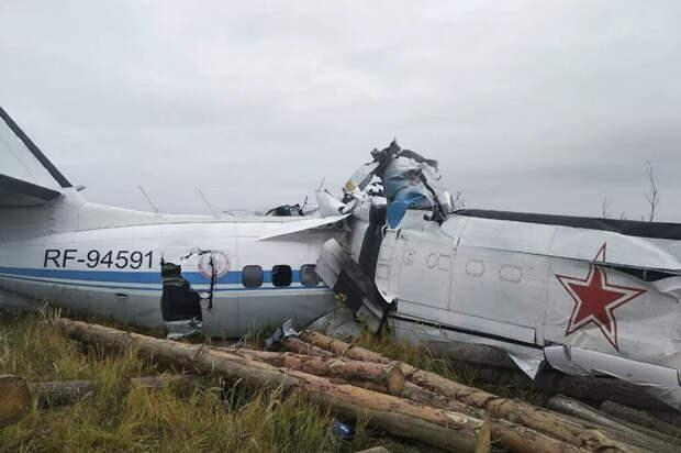 Родственники погибших при крушении самолёта в Татарстане начали получать выплаты