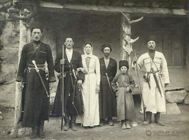 Академик Николай Адольфович Буш - экспедиция на Кавказ