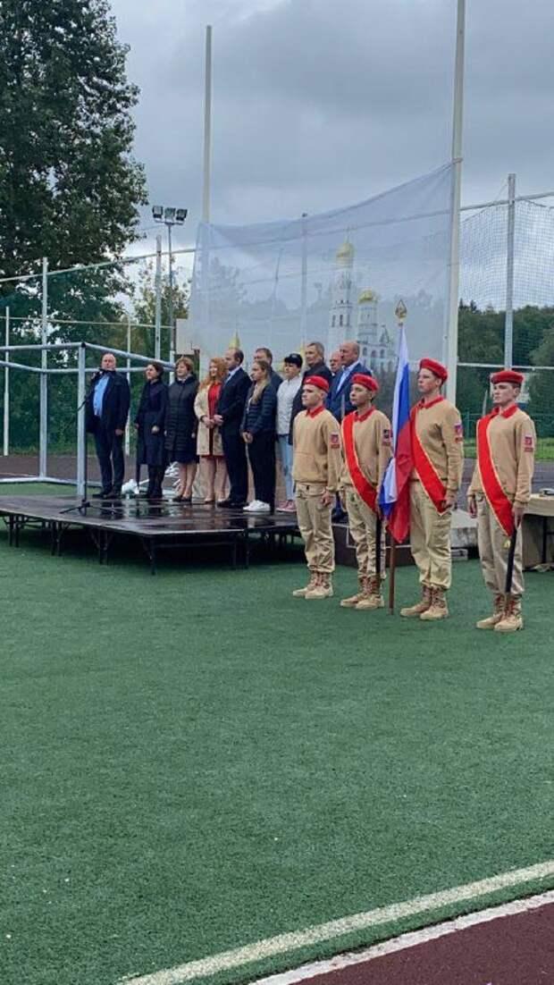 В Северном почтили память погибших в Беслане