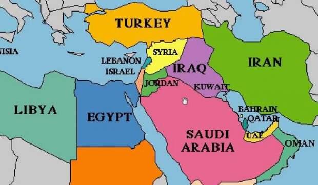 Египет отлица стран Персидского залива оскорбился заявлениями Ливана