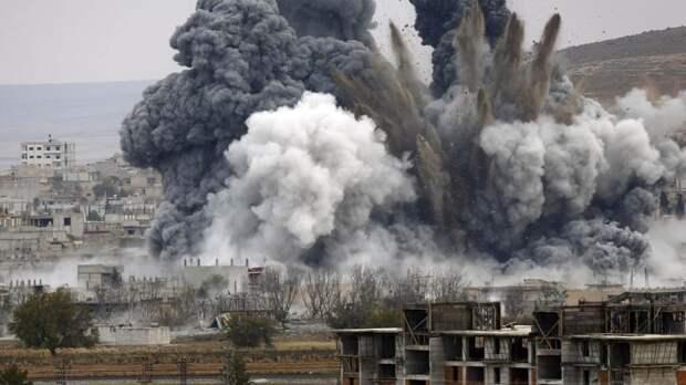 Вооруженные силы Израиля атаковали сектор Газа