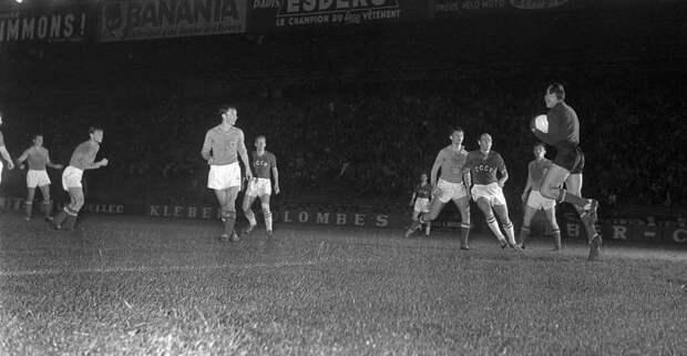 Как СССР выиграл первый чемпионат Европы по футболу