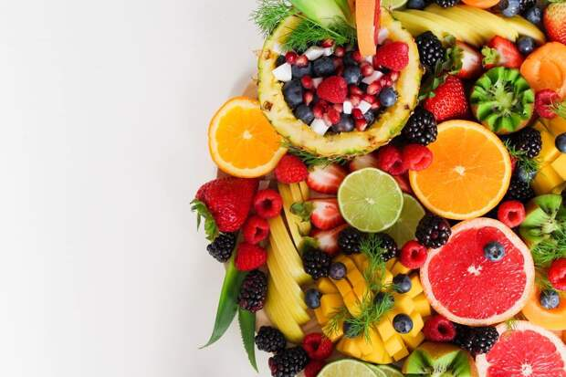 Регулярное употребление фруктов снижает риск развития сахарного диабета