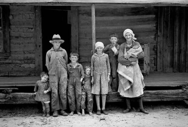 1930-е. США в годы Великой Депрессии. Часть 8. 1936