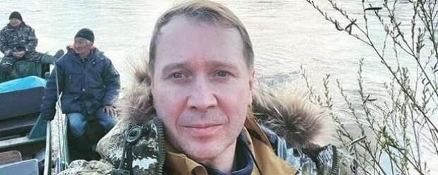 Актер Евгений Миронов в Приморье посетил староверов
