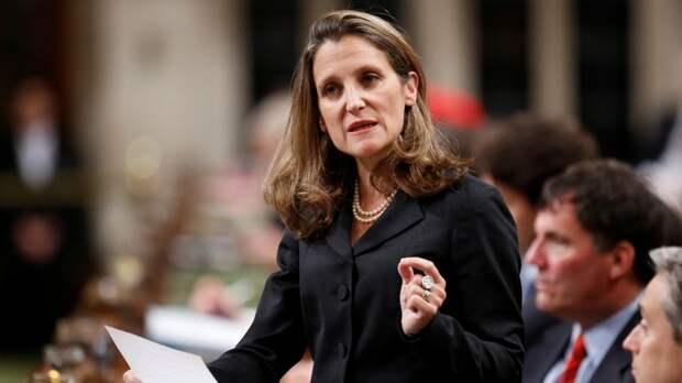 МИД Канады: мы больше не можем рассчитывать на лидерство США