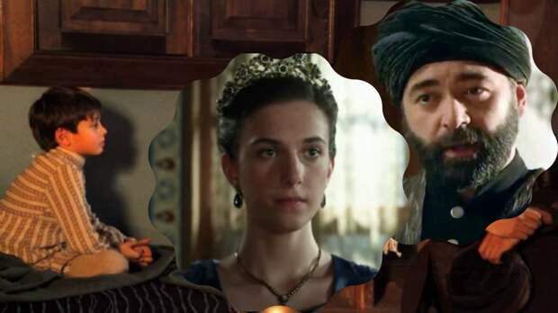 Как Эсмахан-султан поступила с сыновьями Сокколу Мехмед-паши от первых двух браков