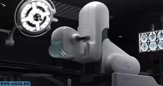 Neuralink показала робота, который будет чипировать людей
