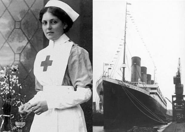 Вайолетт Констанс Джессоп - женщина, пережившая три кораблекрушения. | Фото: infomaniya.com.