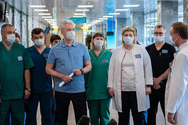 Филатовская больница снова стала коронавирусным стационаром
