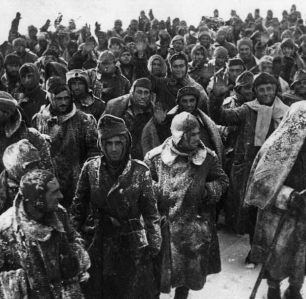 Письма Немецких Солдат-Записки с фронта: Сталинградский котёл.