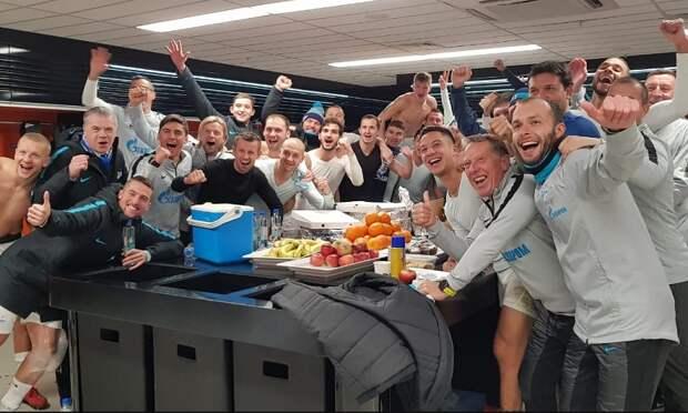 Николай НАУМОВ: В «Зените», похоже, уверовали, что выиграют чемпионат малой кровью