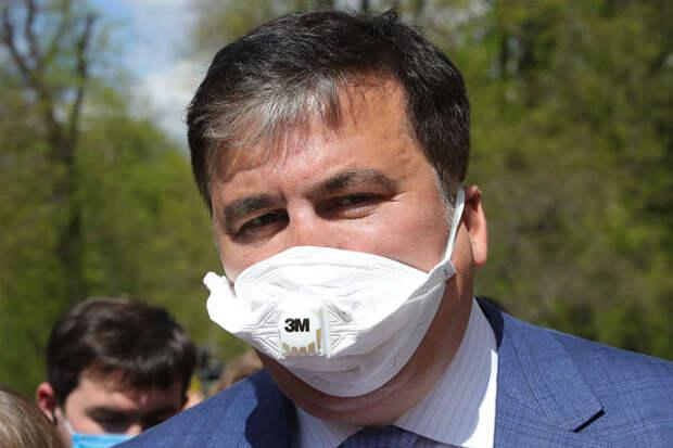 Саакашвили предложил упразднить на Украине Конституционный суд