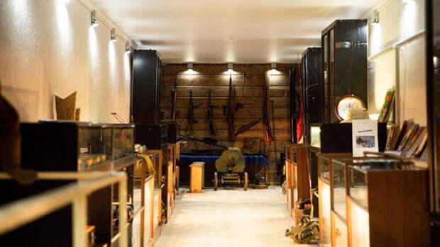 В Поварово после ремонта открылся выставочный зал «Мое Отечество»