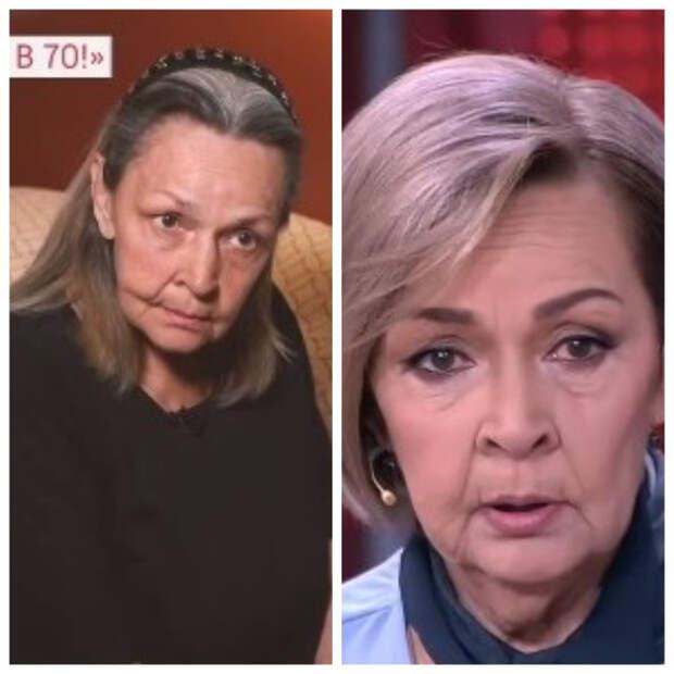 Звезда фильма «Экипаж» Ирина Акулова сделала пластическую операцию