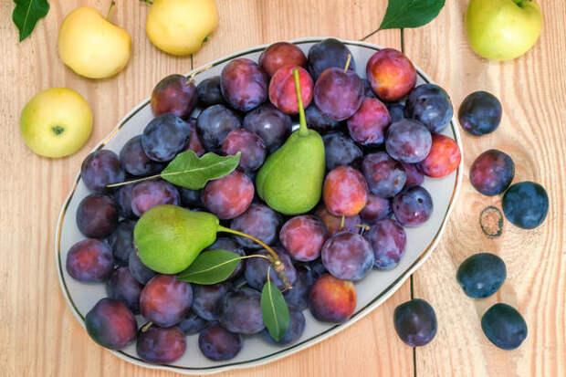 Обязательно включайте в свое питание свежие овощи и фрукты
