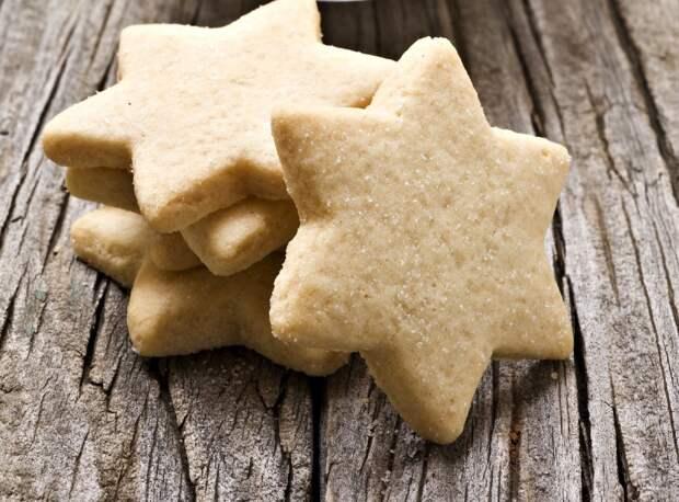Сахарное печенье. Полное ведро или 130 штук наслаждения и счастья