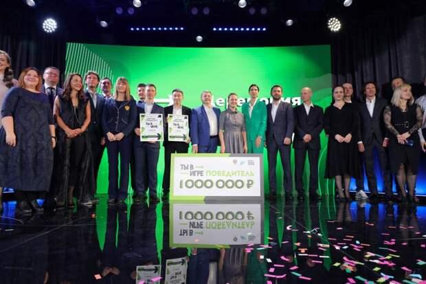 Детская следж-хоккейная лига стала победителем всероссийского конкурса «Ты в игре»
