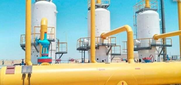 Узбекистан подсел на русский газ