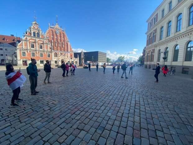 Мэр Риги предложил президенту Беларуси обратиться в Гаагский суд