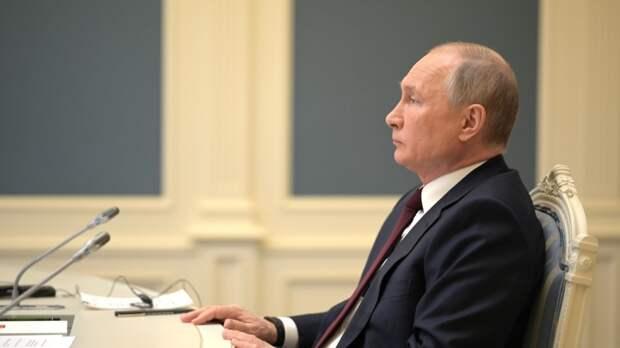 Путин на следующей неделе планирует принимать верительные грамоты иностранных послов