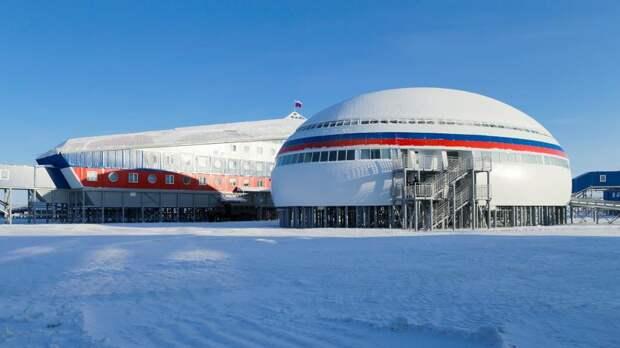 Взлётные огни Арктики: такой стратегический фактор, как время, работает в Арктике на Россию