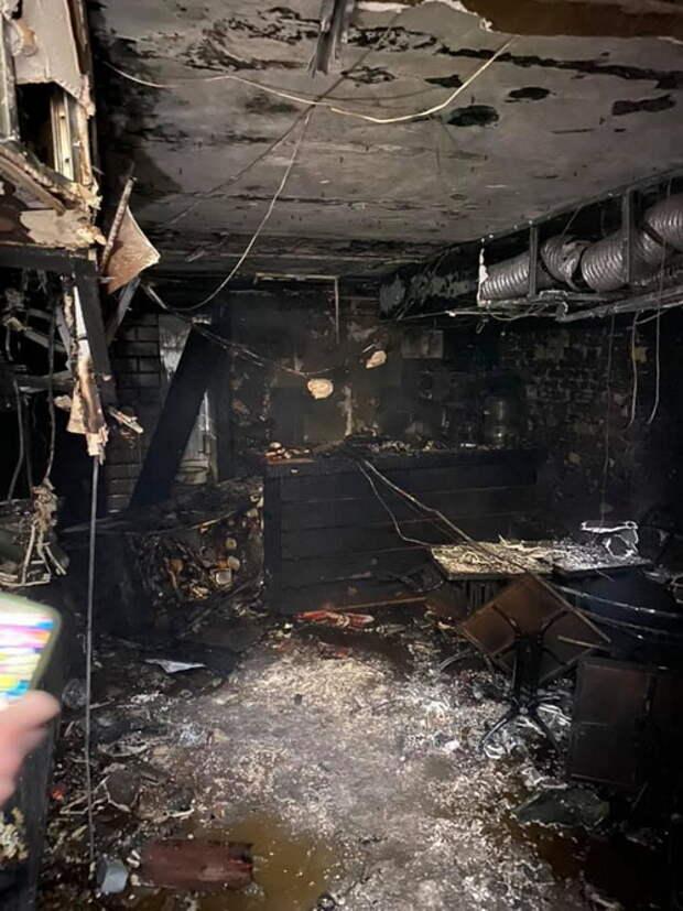 Пляски на пепелище. Как в Киеве из-за русского языка затравили владельца сгоревшего бистро
