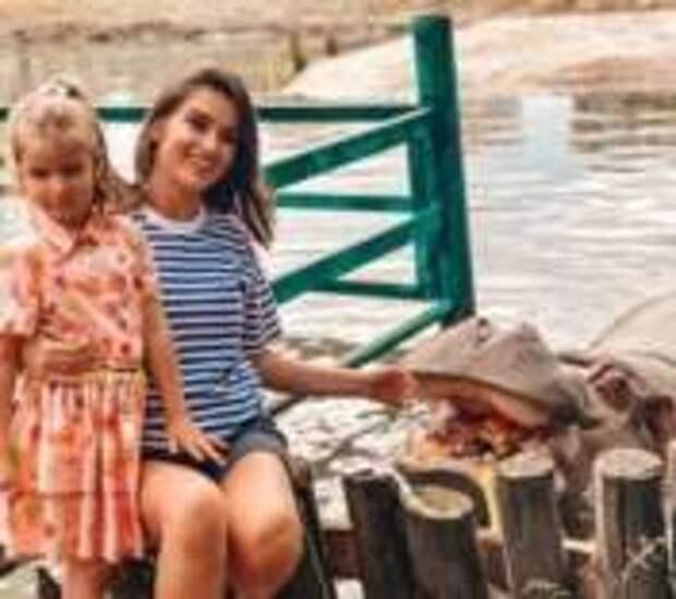 Ксения Бородина вместе с семьёй путешествует по России