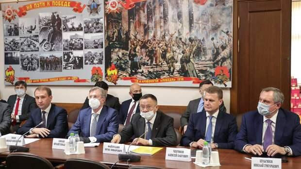 Вице-премьер и 5 министров заручились поддержкой депутатов Госдумы