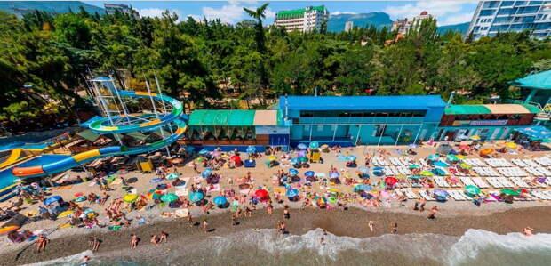 Российский Крым продолжает бить туристические рекорды