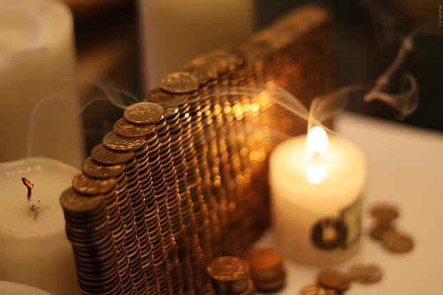 Ритуал на деньги: как призвать на помощь силу природных стихий