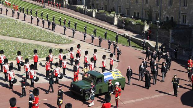 Королевская семья исполнила последнее желание принца Филиппа