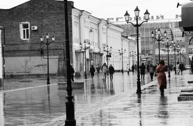Дождь и ветер до 14 метров в секунду ожидаются в Иркутской области 18-20 мая