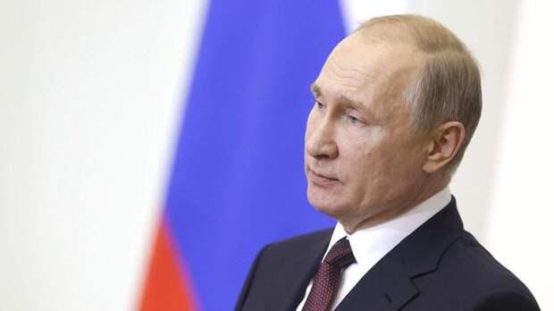 Владимир Путин: поддержим любого, кто хочет нормализовать отношения на Украине