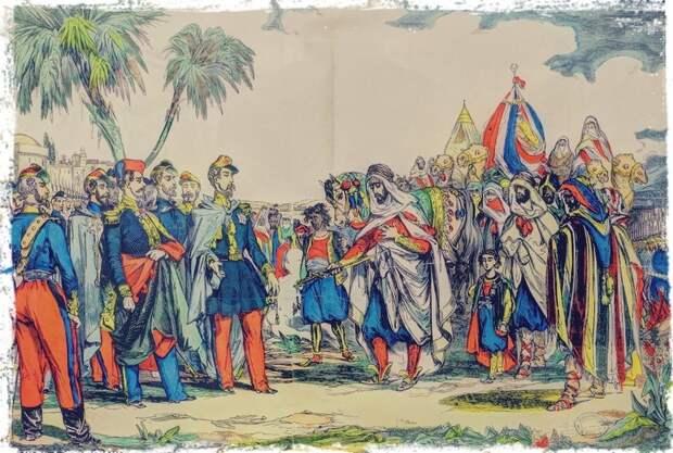 Французский Алжир, изображение №1