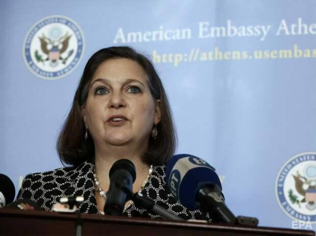 С поддержкой США вступления Украины в НАТО как-то неудобно вышло