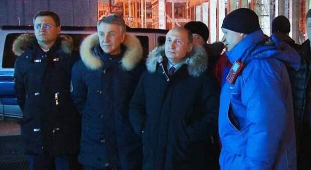 Россия удивила Запад новым терминалом СПГ на Ямале