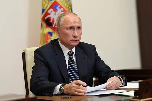 Путин заявил, что отношения России и США находятся на худшем уровне за последние годы