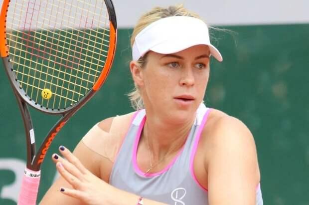 Павлюченкова вышла в полуфинал Roland Garros