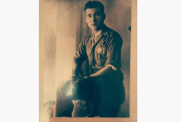 Цихари Ергашев, боец итальянского Сопротивления