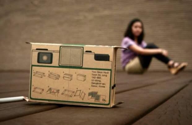 Видео: Какие фотографии получаются на самодельный фотоаппарат