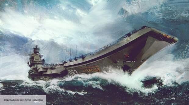 Business Insider: Россия возвращает в строй самый «невезучий» корабль в мире