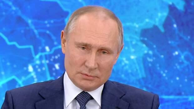 Россияне смогут посмотреть послание Путина на уличных экранах