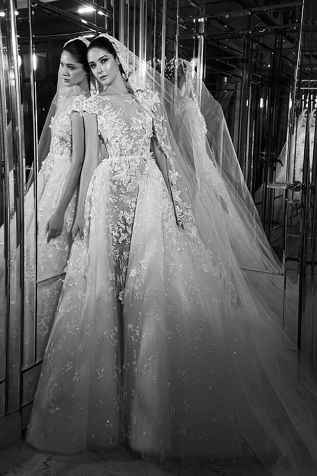 Свадебная коллекция Zuhair Murad осень-зима 2017