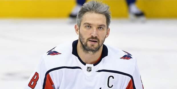 Овечкин вышел 3-е место по очка в плей-офф НХЛ среди левых крайних